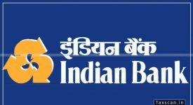 Indian Bank - taxscan