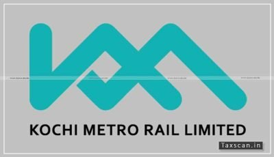 KMRL - GST - water metro project- AAR - Government Authority - Taxscan