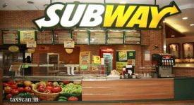 NAA - Subway - profiteering - Taxscan