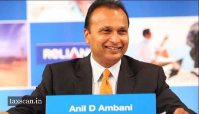 NCLT- insolvency proceedings - Anil Ambani - Taxscan