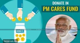 PM CARES Fund - National Disaster Relief Fund - transfer money - Supreme Court - taxscan
