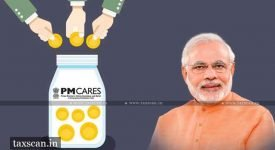 PM Cares Fund - public charitable trust - CAG Audit - NDRF - taxscan