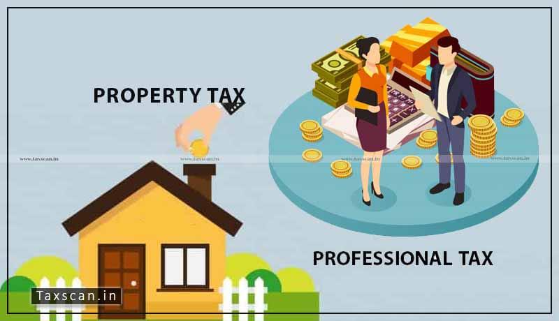 Professional Tax - lawyers,property tax - NCT - Taxscan
