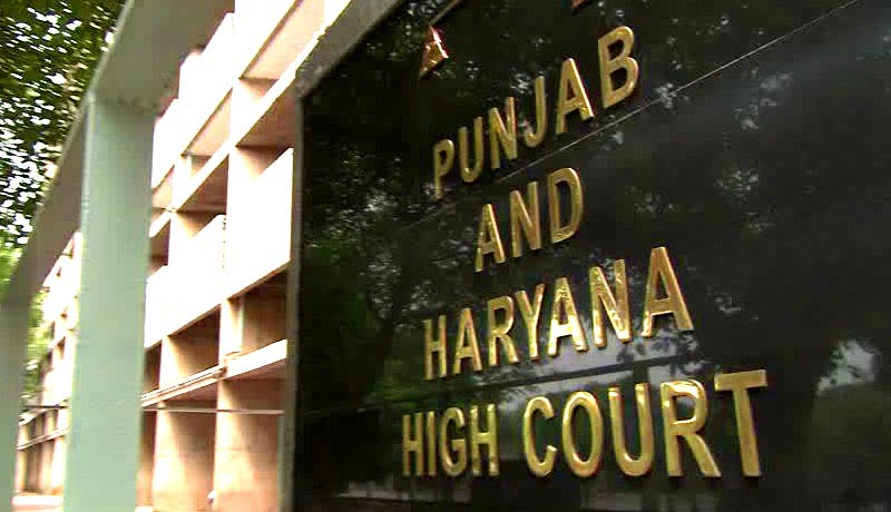 Punjab Haryana High Court - Taxscan
