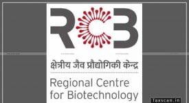 Senior Manager - Regional Centre Biotechnology - Taxscan