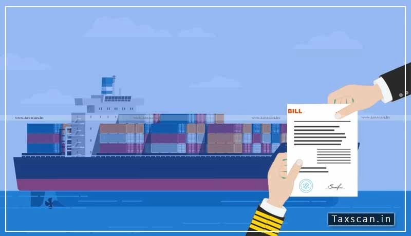 Shipping Bills - Commissioner Customs - UQC - Bills Entry- Taxscan