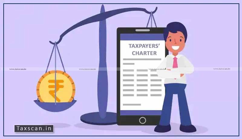 Taxpayers charter - unveiled - Taxscan