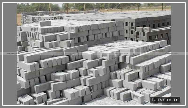 AAR - Fly Ash Bricks - Fly Ash Blocks - GST - Taxscan