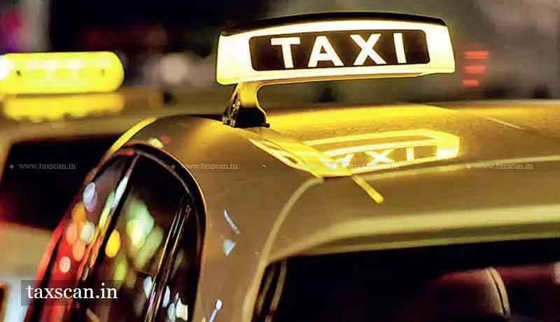 AAR - GST - local transportation services - Taxscan