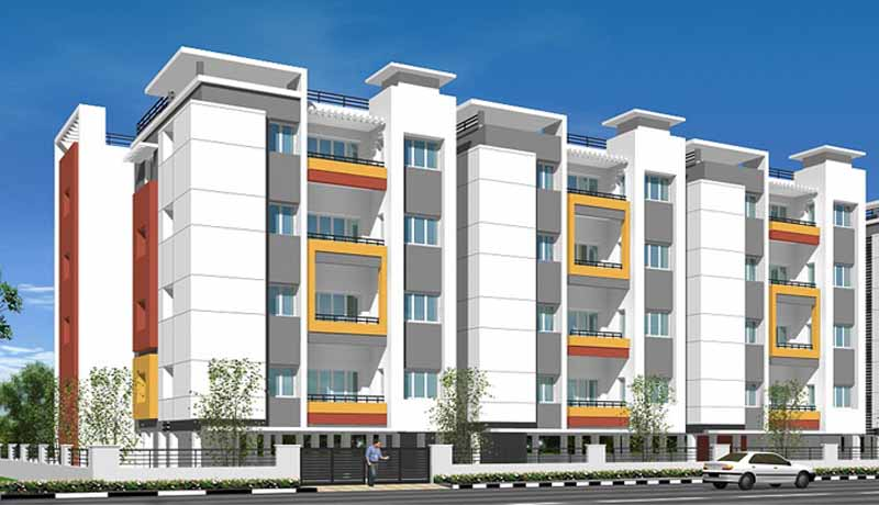 AAR - GST - residential flats - commercial shops - exempt supply - Taxscan
