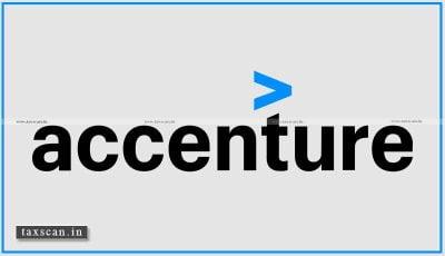 Accenture - CA - CMA - Taxscan