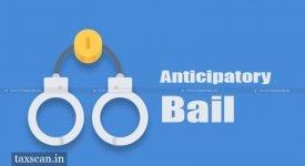 CBI - anticipatory bail - bribery case - Taxscan