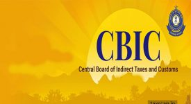 Central Excise - Service Tax - Customs - CBIC - Taxscan