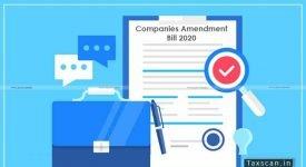 Companies (Amendment) Bill - Taxscan