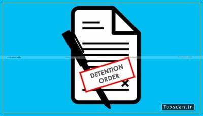 Delhi High Court - detention order - Taxscan