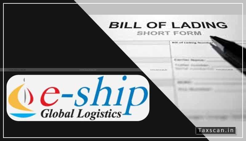 E Ship Global Logistics - Taxscan