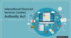 Financial Services Centres - Section 13 - section 33 - enforcement - Taxscan