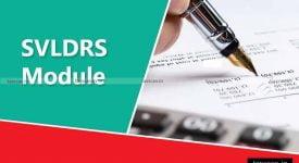Form SVLDRS 4 - discharge certificate - declaration - Taxscan