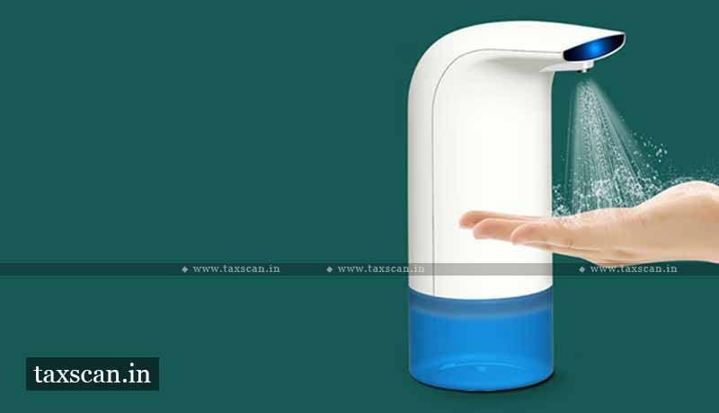 GST - AAR - Plastic Mechanical Liquid Dispenser - Taxscan