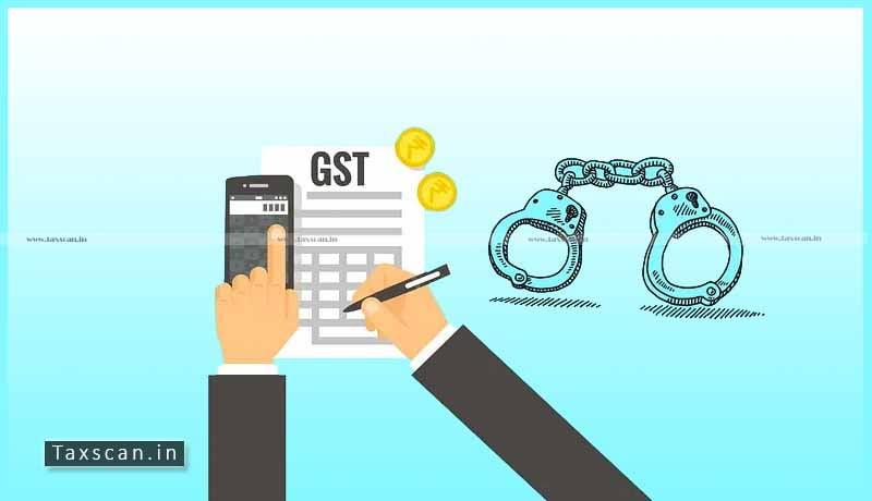 GST - Metropolitan Magistrate - judicial remand - Taxscan