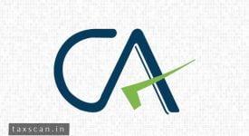 ICAI - regulation - CA - Taxscan