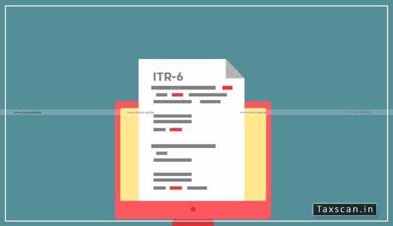 ITR 6 - Taxscan