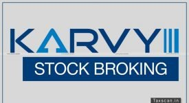 Karvy Stock Broking - Taxscan