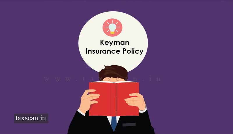 Maturity Amount received from Keyman Insurance Policy is ...