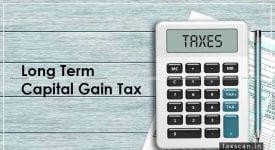 LTCG - Tax - Taxscan
