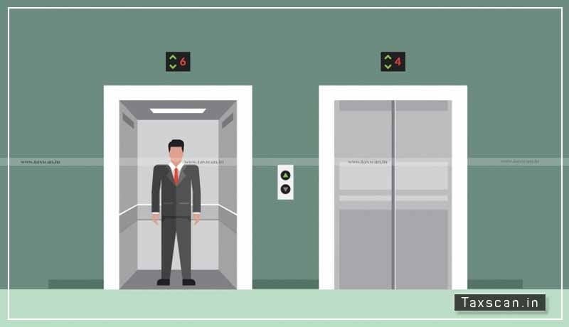 Lift Installation Charges - ITC - AAAR - Taxscan