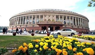 Lok Sabha - The Insolvency and Bankruptcy Code (Amendment) Bill - Taxscan