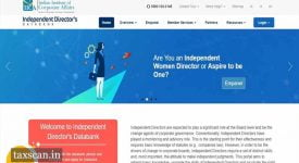 MCA - Data Bank - Independent Directors - Taxscan