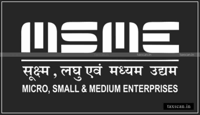 MSME - ICAI - Business - COVID-19 - Taxscan