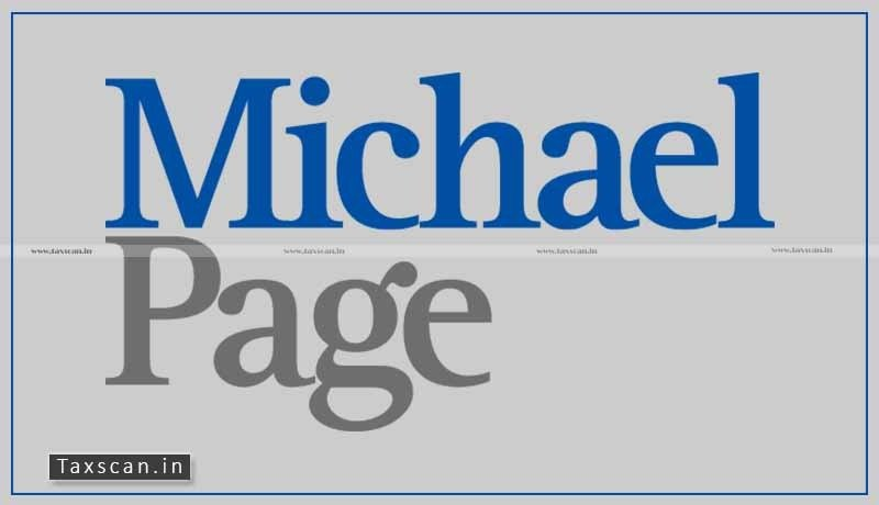Micheal Page - Page - CA - Taxscan