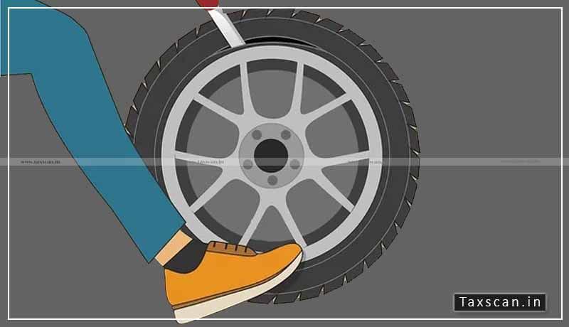 Rubber Tyre Cut - Taxscan