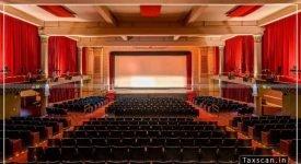 Shiva Parvathi Theater - NAA - GST - Taxscan