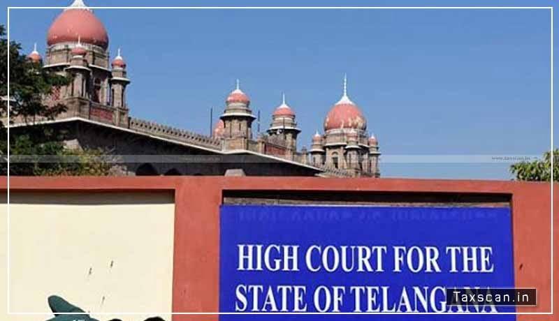 Telegana High Court - Authority - Refund - Taxscan