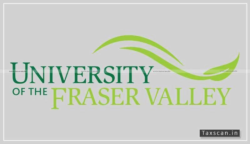 UFV Global India Education - GST - Taxscan