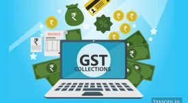 gross GST revenue - GST - August Collected - Taxscan