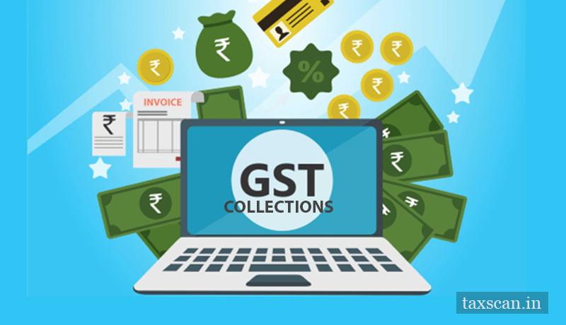gross GST revenue - GST - August Collected - Taxscan