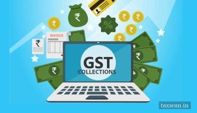 gross GST revenue - GST - Taxscan