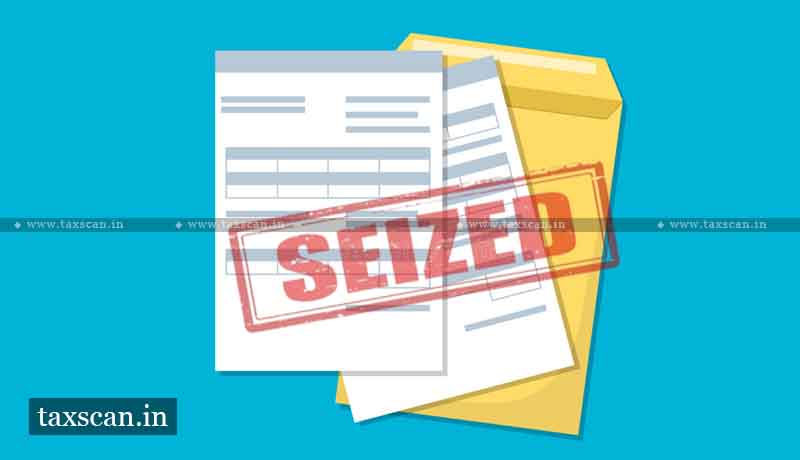 petitioners - documents seized - taxscan