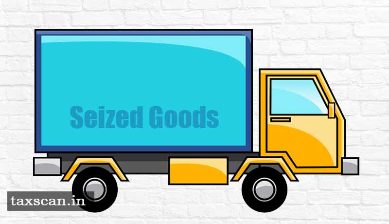 provisional release - seized goods - Taxscan
