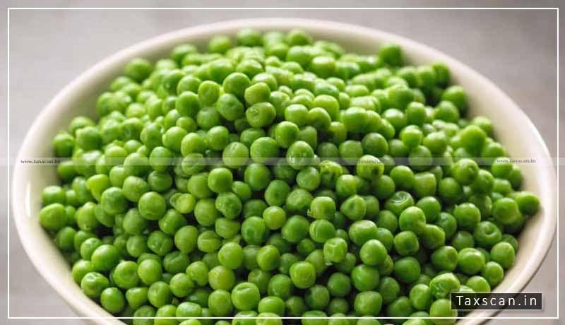 retrospective effect - Customs - Madras High Court - Peas - Taxscan