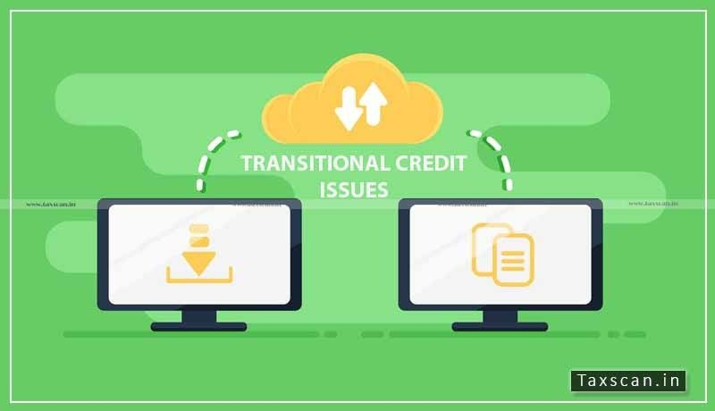 transition credit issue - GST Council - petitioner - Taxscan