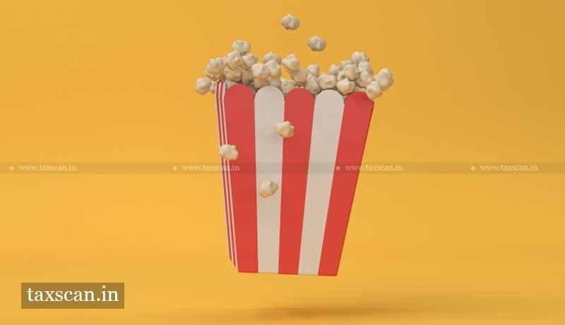 12% GST - applicable - Pre-mix Popcorn Maize - Edible Oil - Salt - AAR - taxscan