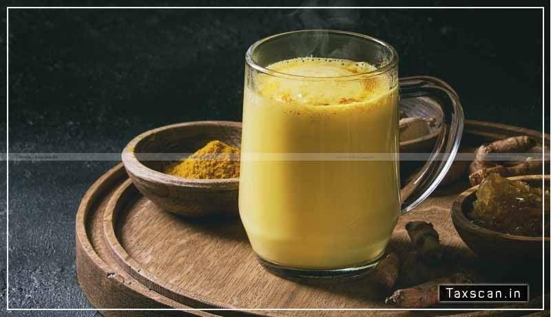 AAR - GST - Milk turmeric - black pepper extracts - black pepper - Milk - turmeric - Taxscan
