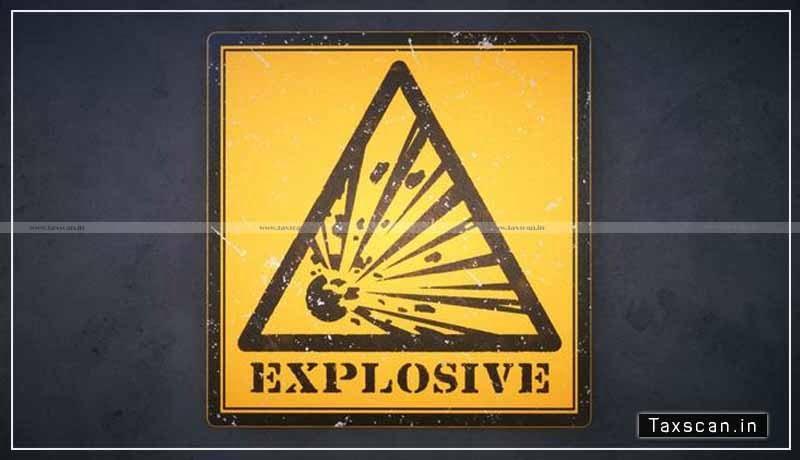 Ammunition - Explosives - Hazardous Goods - Confiscation - Customs Act - 1962 - CBIC - Taxscan