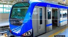 Chennai metro - 18% GST - leasing pathway - Dwelling Unit - AAR - Taxscan