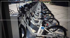E bikes - Bicycles - Renting E bikes - AAR - Renting Bicycles - GST - Taxscan